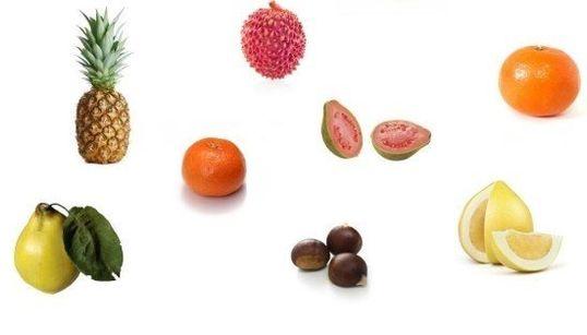 Le point sur les fruits d'automne et