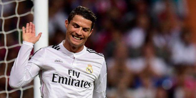 Cristiano Ronaldo a marqué plus de buts que... 74 équipes des 5 grands championnats européens cette saison