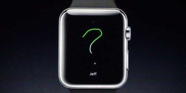 Apple Watch: ce qu'on ne sait toujours