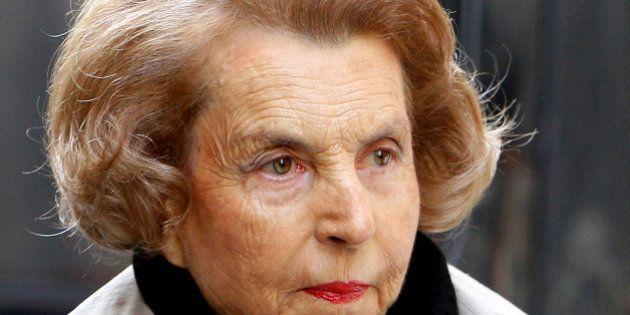 Liliane Bettencourt passe 1ère fortune de France devant Bernard