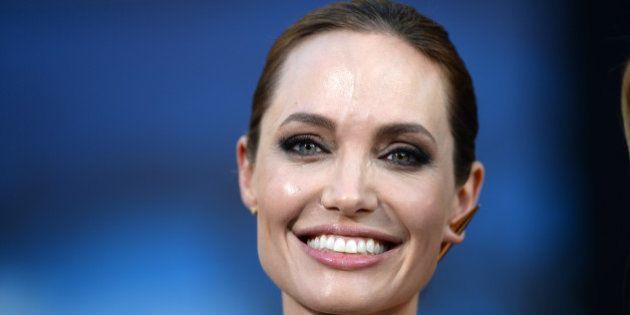 Angelina Jolie en politique? L'actrice