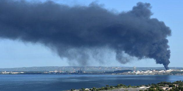 Explosions à Berre l'Étang dans un site pétrochimique : un dispositif de mise à feu retrouvé sur une...