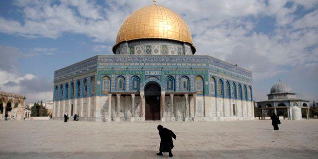 Esplanade des mosquées: affrontements entre policiers israéliens et manifestants