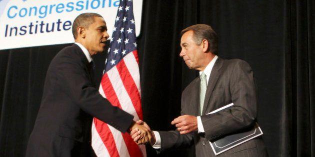 Pourquoi Obama et les républicains ont intérêt à s'entendre pour finir le