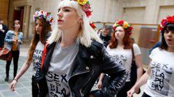 Dégradation d'une cloche de Notre-Dame : les Femen