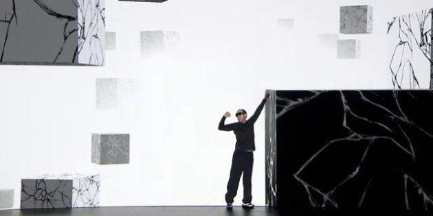 VIDÉO. Kyan Khojandi pour les 30 ans de Canal Plus: un numéro