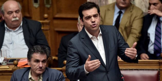Grèce: le Parlement valide largement l'accord de Bruxelles malgré des défections dans le camp d'Alexis