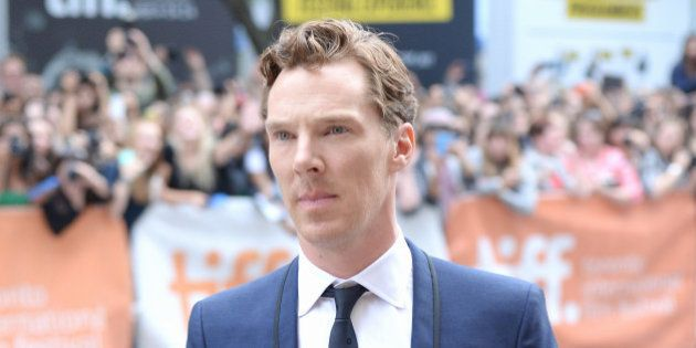 Benedict Cumberbatch, L'acteur principal de Sherlock, enflamme internet avec l'annonce de ses