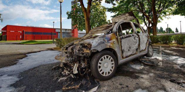 14 juillet: 721 voitures ont été brûlées et 603 personnes placées en garde à