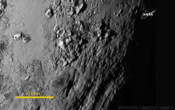 PHOTOS. Pluton: de premières images haute-résolution de New Horizons révélées par la