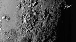 Le premier gros plan de Pluton révélé par la