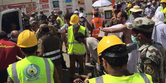 La Mecque : 717 morts et 805 blessés dans une bousculade lors du
