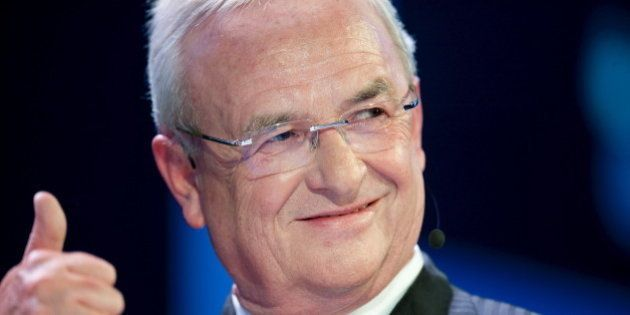 Volkswagen : cette petite phrase de Martin Winterkorn peut lui rapporter 61