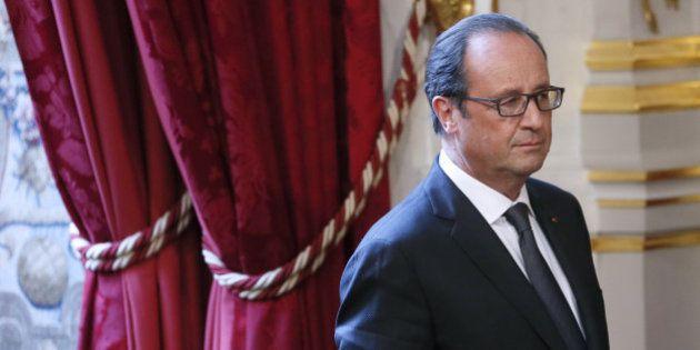 François Hollande et les sans-dents:
