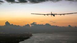 Pourquoi Solar Impulse 2 est un