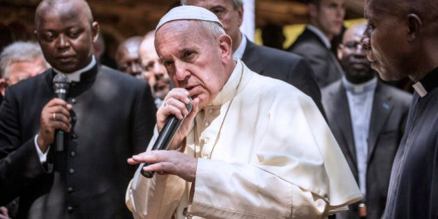 Le pape François rappeur sur Twitter à cause d'une