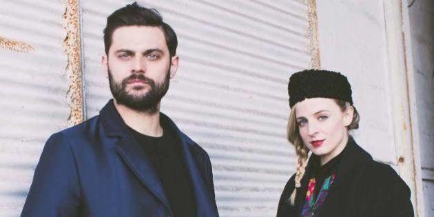 Madame Monsieur, le duo qui puise sa musique pop dans la culture