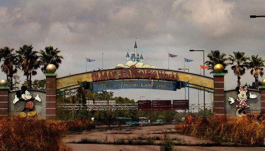 Voilà à quoi ressemblerait Disney World dans