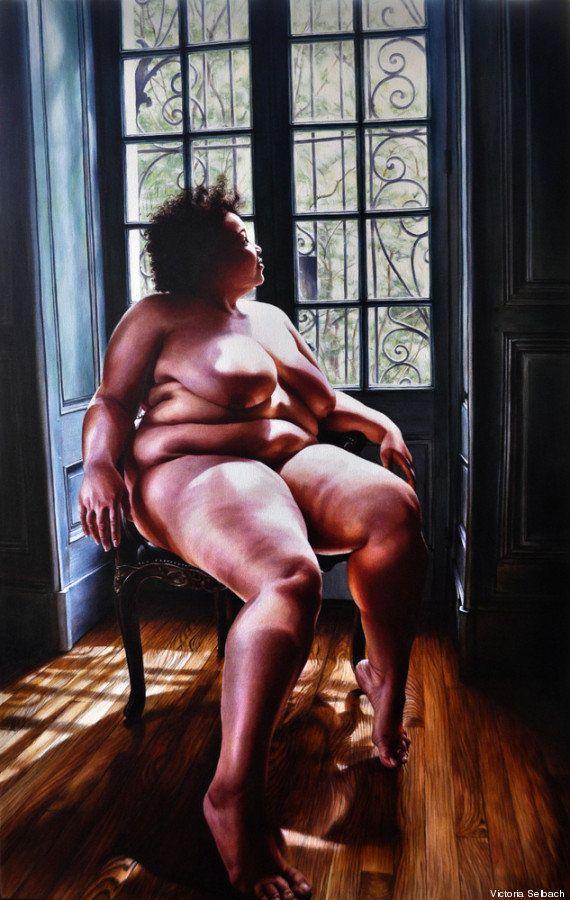 PHOTOS. Le corps des femmes nues tel qu'il est vraiment sous le pinceau de Victoria