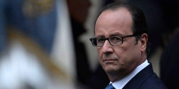 Popularité : François Hollande à 12% touche le fond le jour de sa mi-mandat [SONDAGE EXCLUSIF