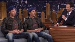 Séparés à la naissance: Will Ferrell et le batteur des Red Hot Chili