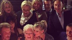 Line Renaud fête son anniversaire avec Johnny, Vanessa et...
