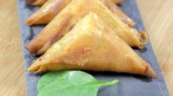 La recette du week-end: samossas de