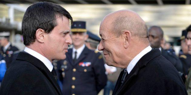 Défense: Valls écarte toute nouvelle coupe budgétaire pour la loi de programmation