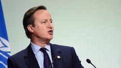 A peines votés, les bombardements britanniques frappent Daech en