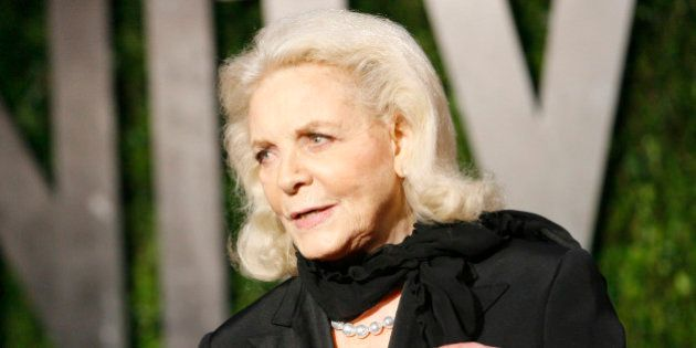 Lauren Bacall est morte à l'âge de 89