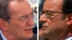 Quand Jean-Pierre Pernaut confond François Hollande