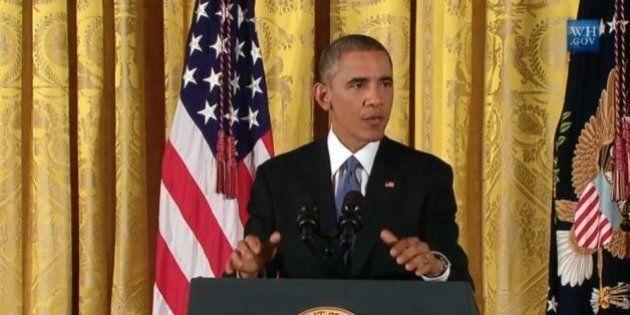 Barack Obama se veut
