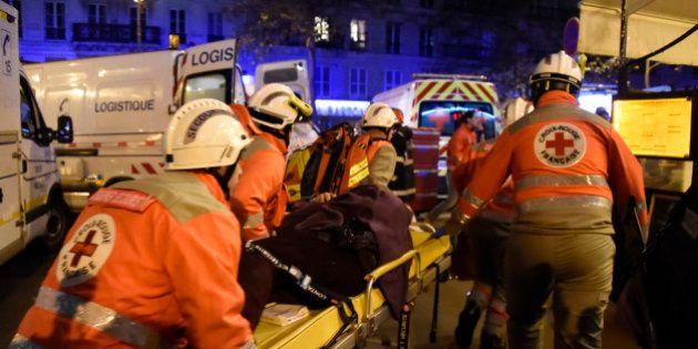Après les attentats du 13 novembre, 74 personnes sont toujours hospitalisées en