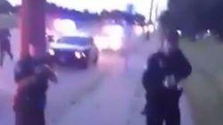 Un homme noir abattu par la police dans le Minnesota, son amie filme la