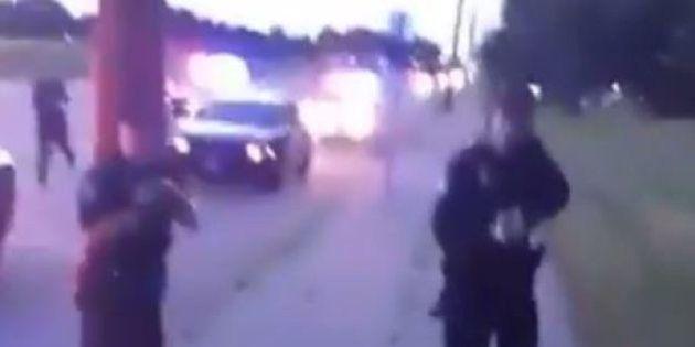 Un homme noir, Philando Castile, abattu par la police dans le Minnesota, son amie filme la