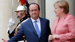 Après la victoire des Bleus, Hollande peut taquiner Merkel dès