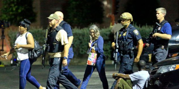 Cinq policiers tués pendant un rassemblement à Dallas, un des tireurs