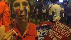 Sur les Champs, Sophie Tissier a eu du mal à parler loi