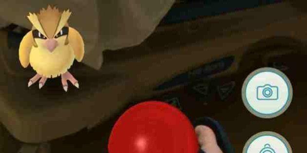 Un accro à Pokémon Go attrape un