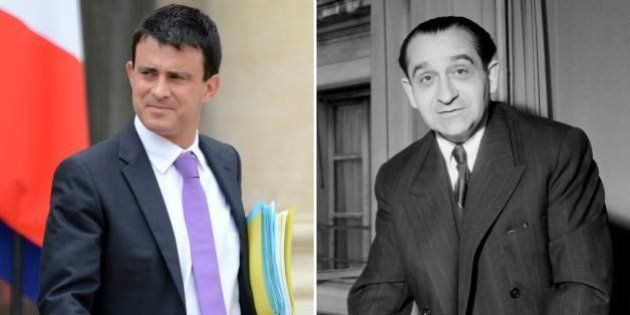 Manuel Valls ne comptera pas le vote de confiance de Thévenoud: une référence à Pierre
