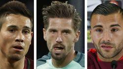 Qui sont les trois joueurs Portugais qui auraient pu jouer la finale avec le maillot