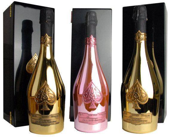 Jay Z, amateur du champagne Armand de Brignac, rachète la