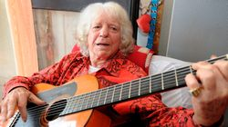 Le célèbre guitariste Manitas de Plata est