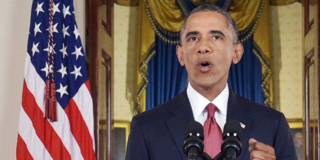 Etat islamique: Barack Obama prêt à étendre les raids et à frapper les djihadistes en