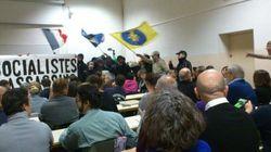 Des militants d'Action Française font irruption à Sciences-Po