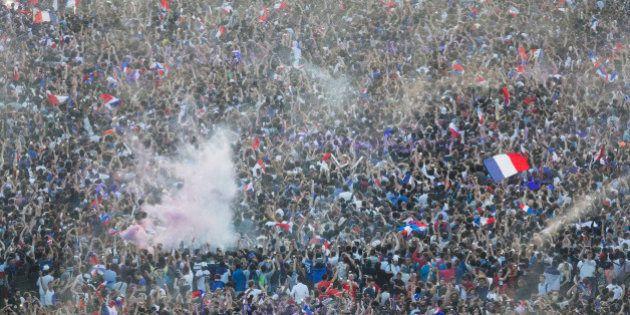 Pas de défilé sur les Champs-Elysées en cas de victoire de la France face au