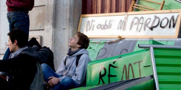 Mort de Rémi Fraisse: lycées bloqués à Paris et manifestation place de la