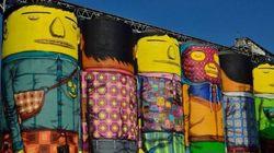 Des silos transformés en
