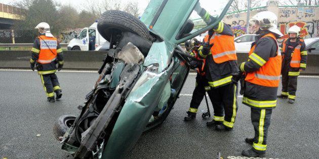 Sécurité routière: baisse de la mortalité de 7,1% en août, été le moins meurtrier jamais