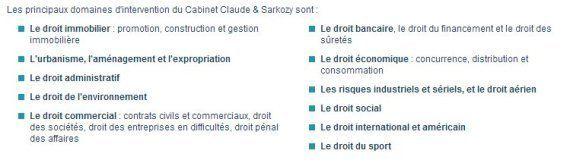Le retour de Nicolas Sarkozy fait gagner beaucoup d'argent à son cabinet